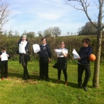 Baltonsborough Play Park Zip Wire
