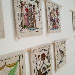 Mount Felix Tapestry Team