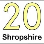 Shropshire 20 mph