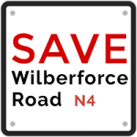Save Wilberforce Road N4