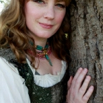 Joanna van der Hoeven (Director of Druid College UK)