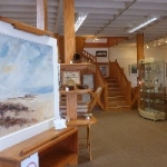 Ebenezer Gallery Polperro - East Cornwall Society of Artists Ltd