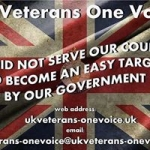 UK Veterans - One Voice