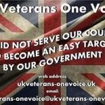 UK Veterans - One Voice