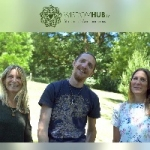 Emma, Davyd & Kirsty