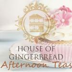 Gingerbread Afternoon Teas