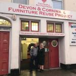 devon and cornwall furniture reuse project