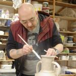 Andy Lang - The Potter of Leith profile