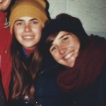 Rebeca and Maria
