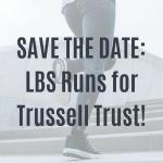 LBS Runs for Trussell Trust profile